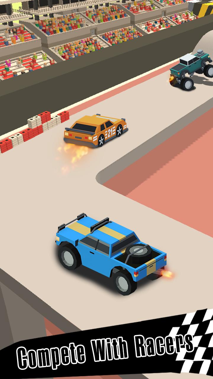 Android spiele Drift Race 3D