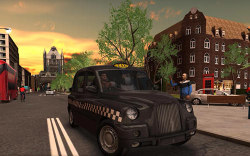 Taxi sim 2016 for Android