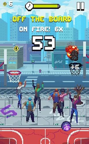 Bouncy Hoops für iPhone