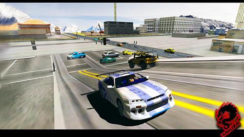 Juegos de acción Yacuzza 3: Mad city crime para teléfono inteligente