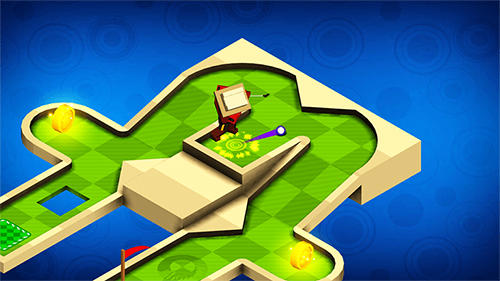 Mini golf buddies capture d'écran 1