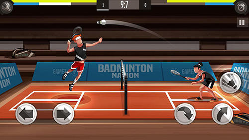 Badminton league for Android