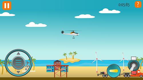 Go helicopter Screenshot