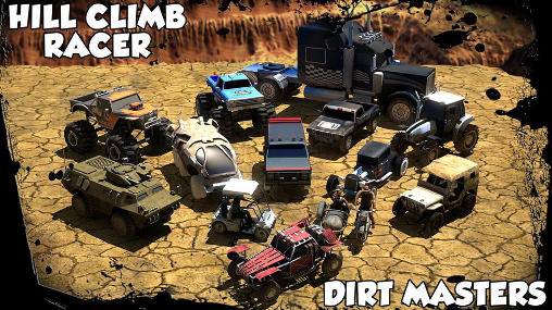 Hill climb racer: Dirt masters screenshot 1