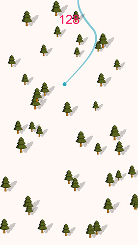 Chilly snow ski for Android