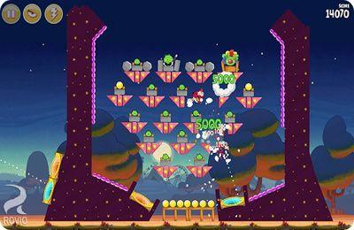 Angry Birds. Les Saisons - Abra-Ca-Bacon! pour iPhone gratuitement