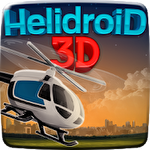 Helidroid 3D Symbol