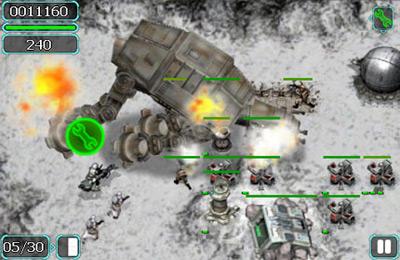 Strategie: Lade Krieg der Sterne: Kampf um Hoth auf dein Handy herunter