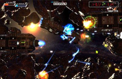 Weltraum Arcade HD auf Deutsch