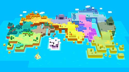 Actionspiele Pokemon quest für das Smartphone