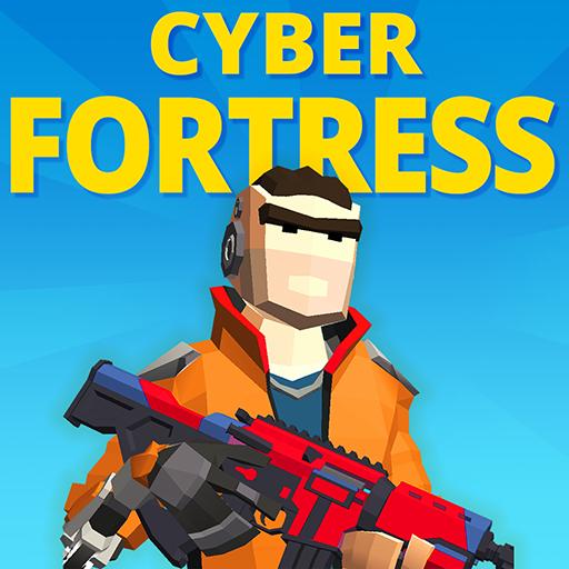 Cyber Fortress: Cyberpunk Battle Royale Frag Squad icono