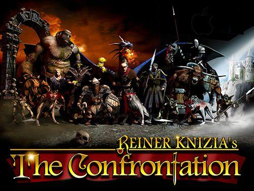 logo Reiner Knizia: Confrontación