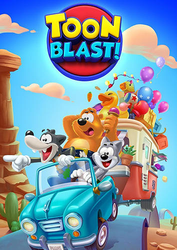 Toon blast screenshot 1