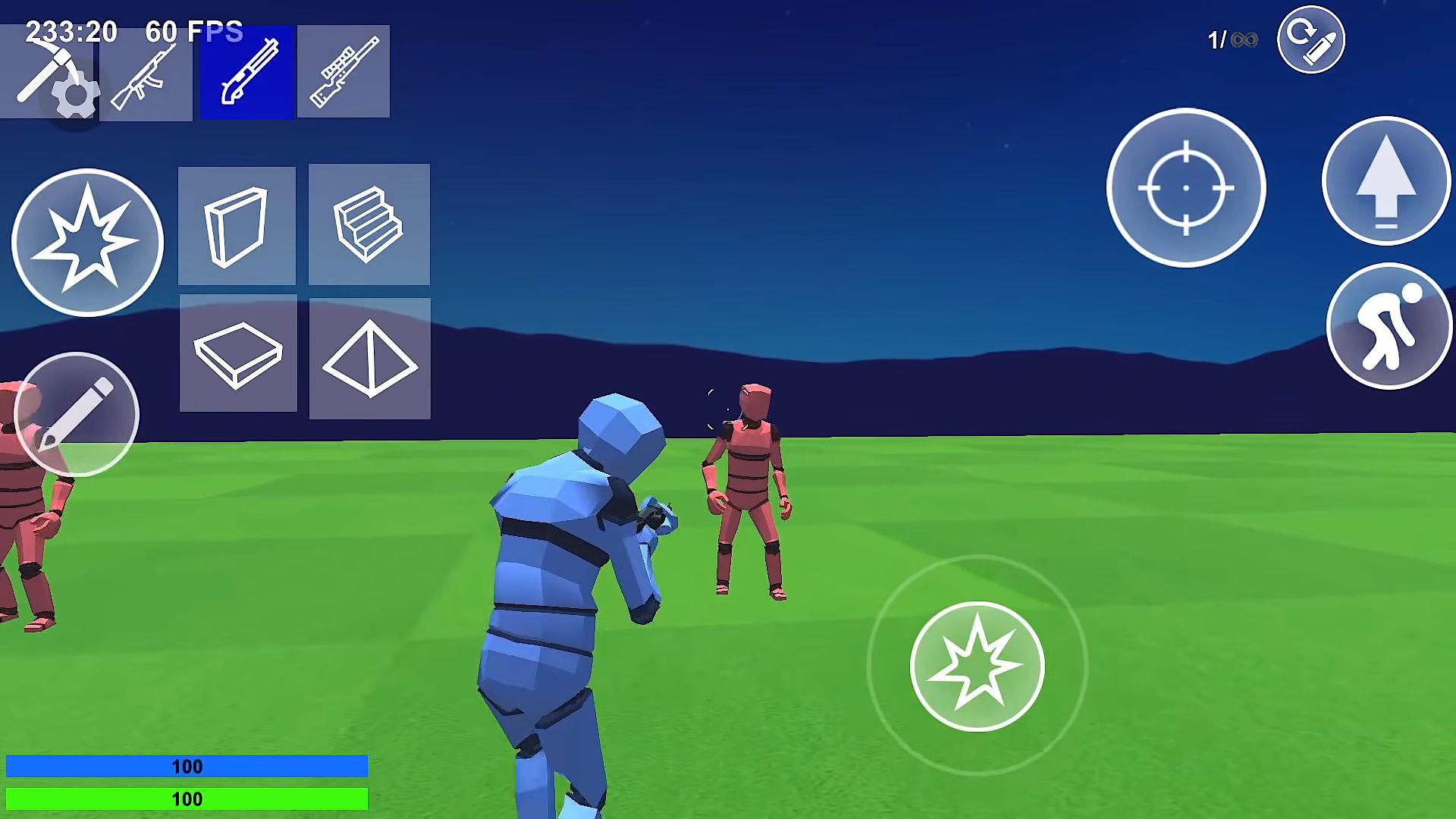 1v1.LOL - Online Building & Shooting Simulator captura de pantalla 1
