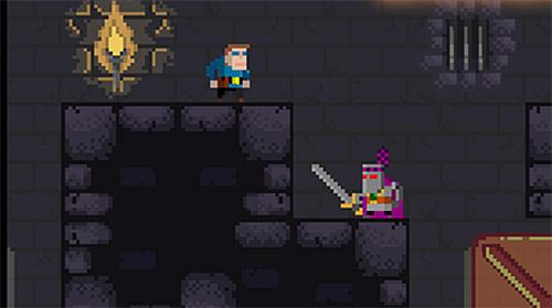 Pixelspiele Need a hero free auf Deutsch