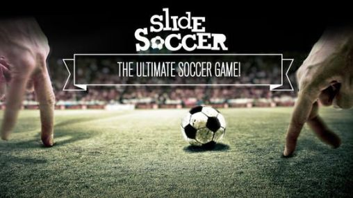 Slide soccer Screenshot