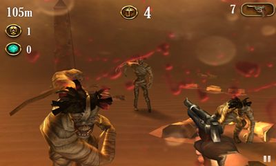 Escape from Doom screenshot 1