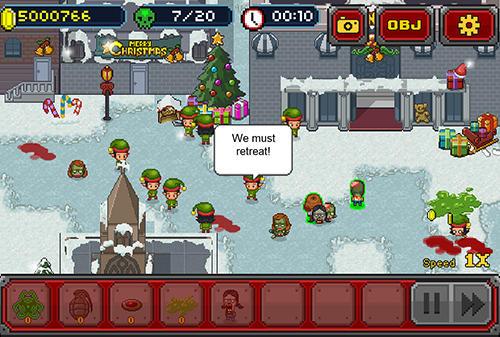 Zombiespiele Infectonator auf Deutsch