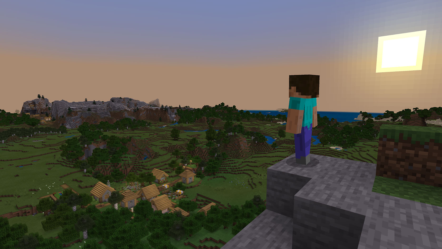 Minecraft pour Android