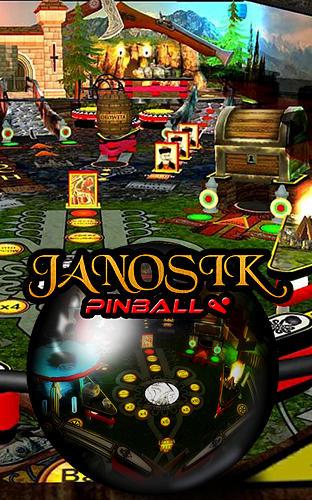 Janosik pinball скриншот 1