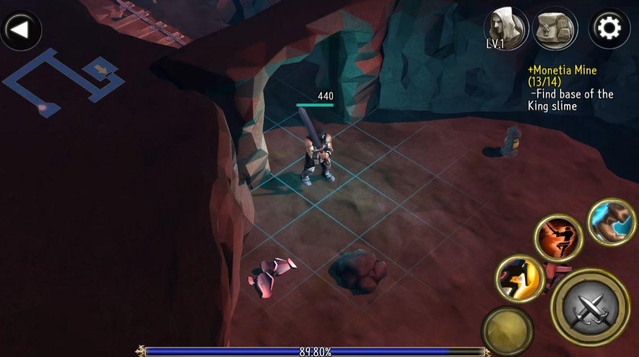 Rogue Hearts captura de pantalla 1