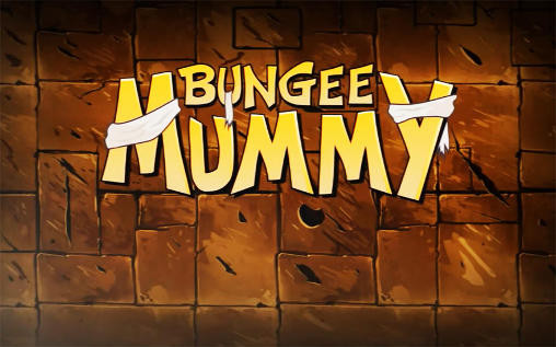 Bungee mummy icon
