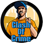 Clash of crime: Mad San Andreas icono