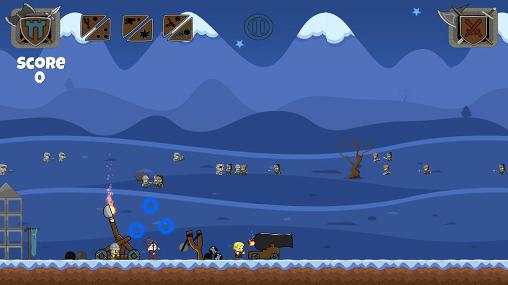 Capturas de tela de Castle fight