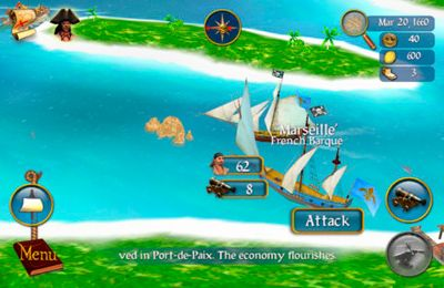 Los piratas de Sid Meier