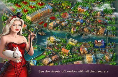 Screenshot Die Spigel von Albion auf dem iPhone