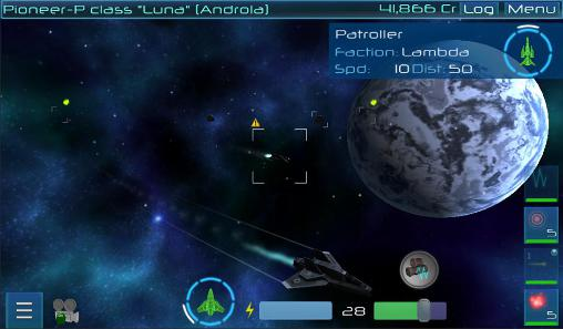 Interstellar pilot screenshot 1