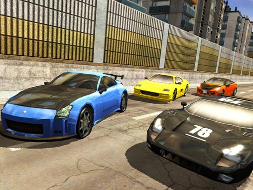 Hot import: Custom car racing für Android