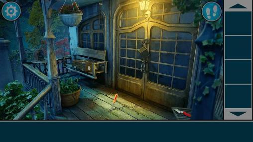 Escape the ghost town 2 auf Deutsch