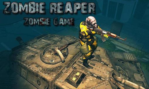 Zombie reaper: Zombie game icône