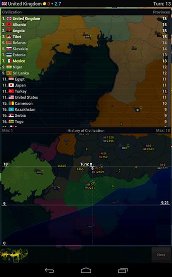 Age of civilizations para Android