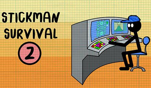 Stickman: Five nights survival 2 screenshot 1