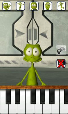Talking Alan Alien для Android