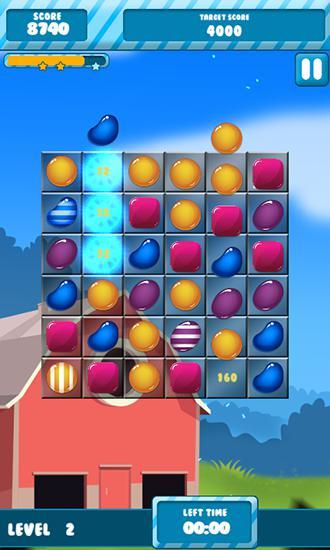 Candy sugar: Heroes Screenshot