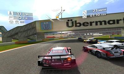 Real Racing 2 screenshots