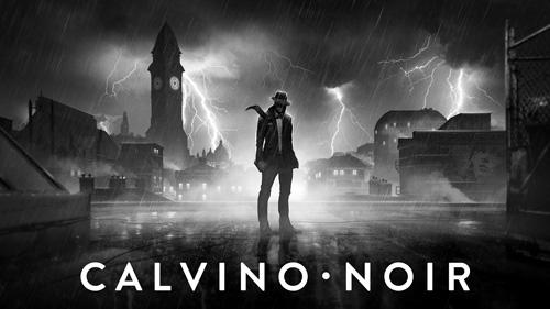 logo Calvino Noir