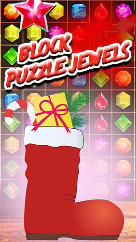 Block puzzle jewels Symbol