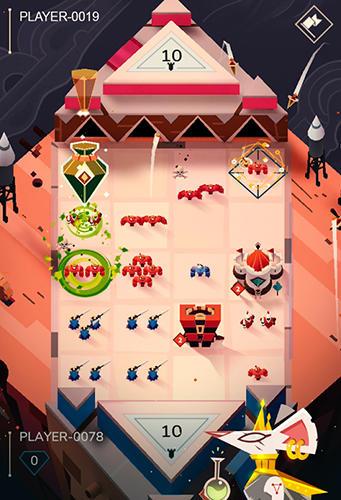 Jeux de stratégie Pris de la tempête: Guerres des royaumes