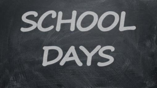 School days capture d'écran 1