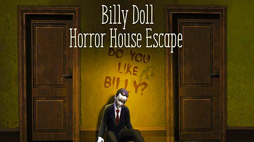 Billy doll: Horror house escape скріншот 1