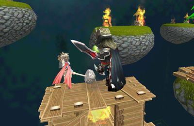 Arcade: Lade Ritter Arthur - das Land der Untoten auf dein Handy herunter