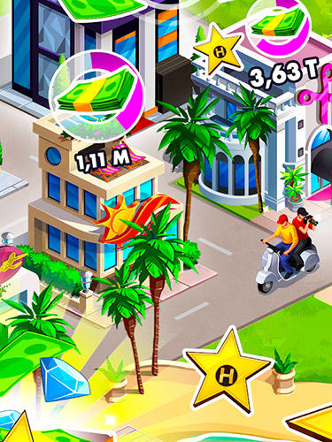 Manager Project fame: Idle Hollywood game for glam girls auf Deutsch