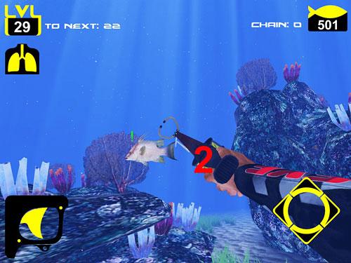 Simulator-Spiele: Lade Freitauchen: Jäger auf dein Handy herunter