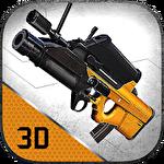 Gun master 3D Symbol