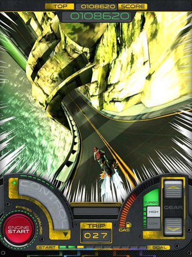 Arcade-Spiele: Lade Moto RKD Dash auf dein Handy herunter