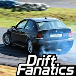 Drift fanatics: Sports car drifting race icône